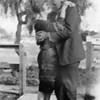 Burta Cole Whalen and Eugene Whalen