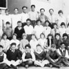 Lois Ruth Johnson, about 1925- 1926. Cook Street School Santa Maria, CA. From the bottom, 2nd row, fourth from the left.