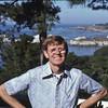 Michael McChesney. November 1978 at Carmel, CA