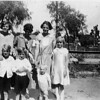 While this picture is blury, it is still important that it establishes the time frame in which the Johnson Family moved to Santa Maria, CA