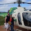 Kena and Karl Johnson vacationing in Kawai January, 2009
