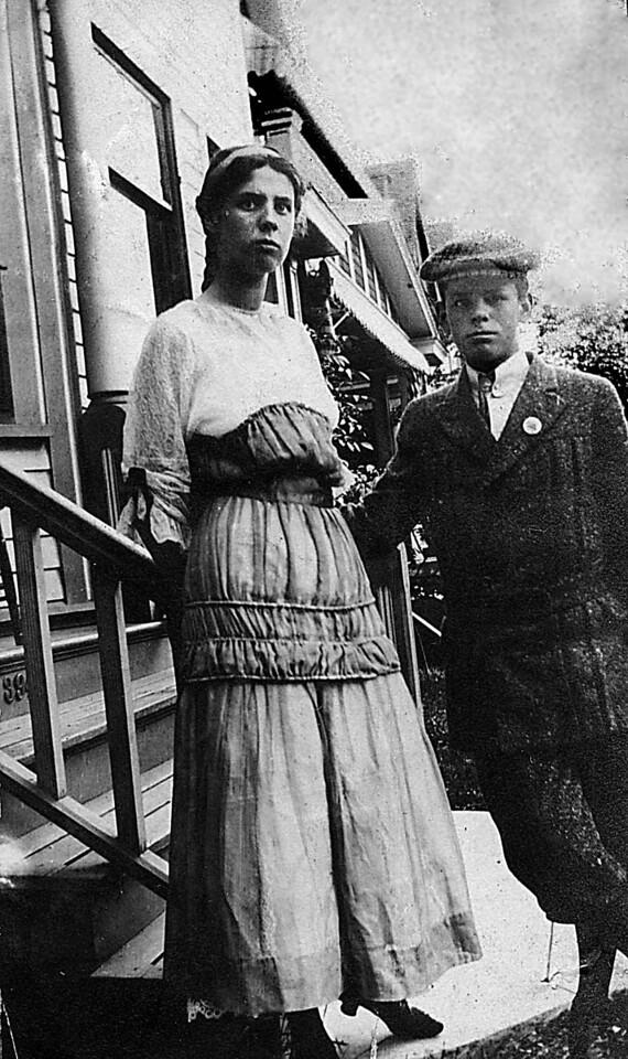 Alice Johnson and Arthur Johnson