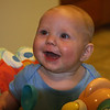 Liam Patrick McChesney 6 months old