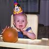 Matthew Manson McChesney's 1st birthday!