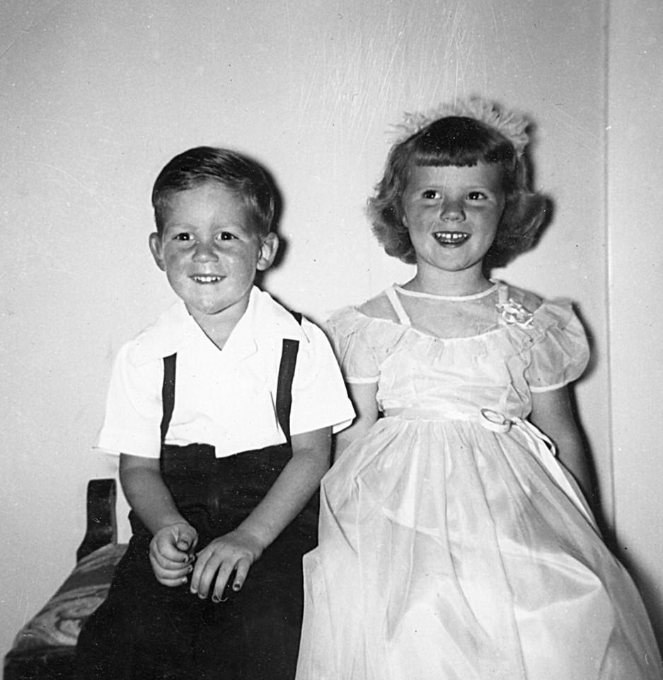Martin and Susan Johnson