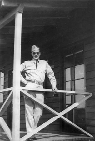 Donald E. Johnson about 1943