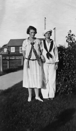 Florence N. and Eleanor Johnson