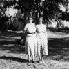 Florence Johnson and Eleanor Johnson Hauser