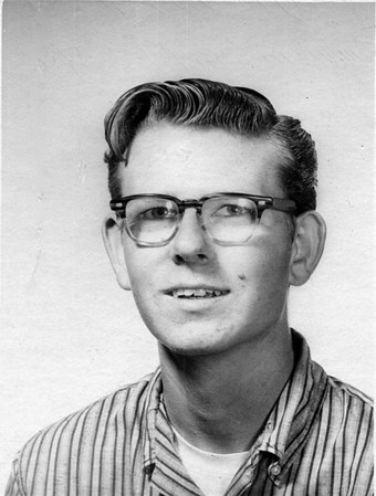 Michael M. McChesney 1958. 16 years old.