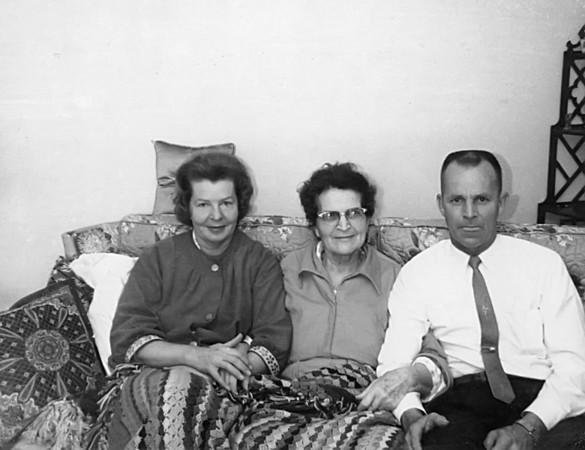 Lois Ruth McChesney, Florence Johnson, Neil Johnson