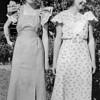 Ruth Johnson and Eleanor Johnson Hauser