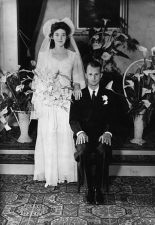 Wedding of Margeret McGraw and Wayne Neil Johnson