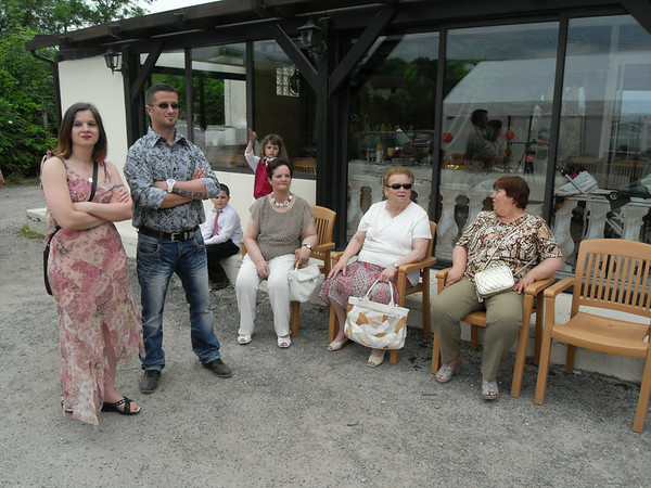The Bozzolini Family in France