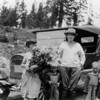 The Johnsons moving to California - Redding.  Ruth, Eleanor, Florence, Neil and Don.