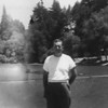 Homer M. McChesney 1956, Russian River (?)