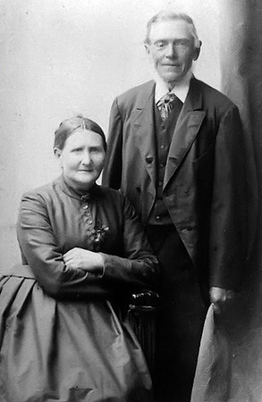 John Wahl and his wife