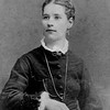 Mathilda Johnson, Mother of Arthur Everett and Alice Johnson. Mathilda Sofia Claesson married Gustave Johnson.
