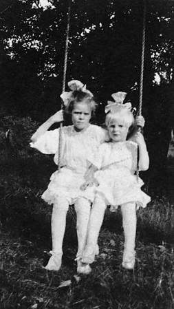 Eleanor and Ruth Johnson