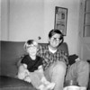 Peter McDearmon with Michael McChesney Dec 1971