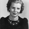 Ahhh, Finally, a little bit of a smile.  Ruth Johnson McChesney, age 24,  1939.