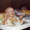 Christian Lloyd McChesney ~1 year old son of Michael M. McChesney