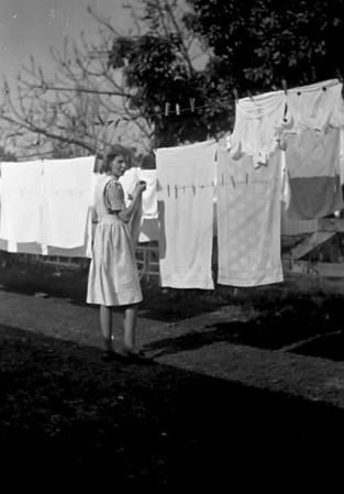 Lois Ruth McChesney, 1942