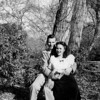 Glen A. Johnson and Ruth Hacker Johnson