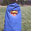 """Christian Lloyd """"Superman"""" McChesney in the backyard of Concord Place."""