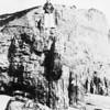 Lois Ruth Johnson at Moro Rock