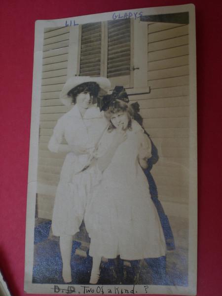 Lil & Gladys Smith
