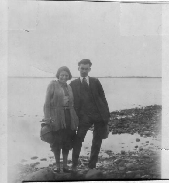 Gladys (Smith) & Bill Johnston