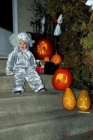 Jolie Halloween