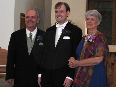 David, Jonathon & Mary Anne