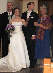 Andrew, Katie & Jon and Mary Anne