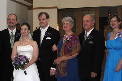 Andrew, Katie & Jon, Mary Anne & David, Cristen