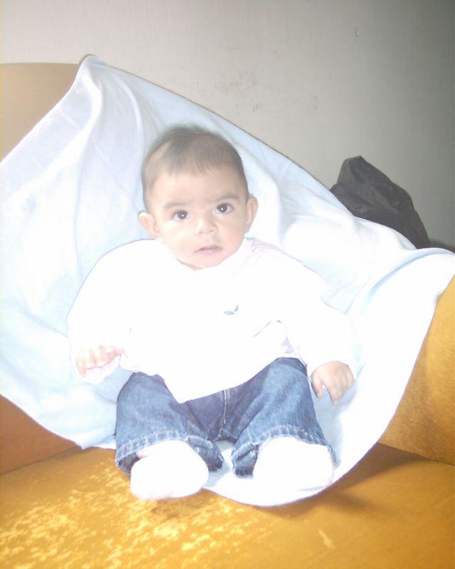 Tyler Richard Salton at 5 months