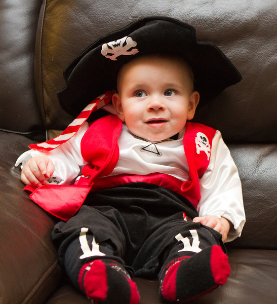 A pirate is for life, not just for Halloween.
