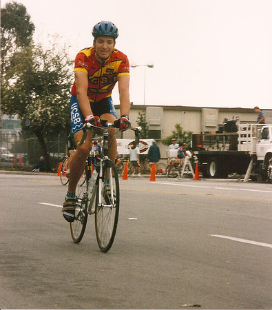 Jonathan Maus on Bikes