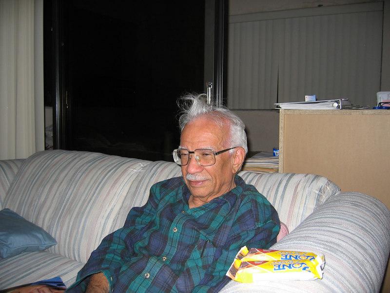 The Honourable Professor Gerald Cecil Lalor