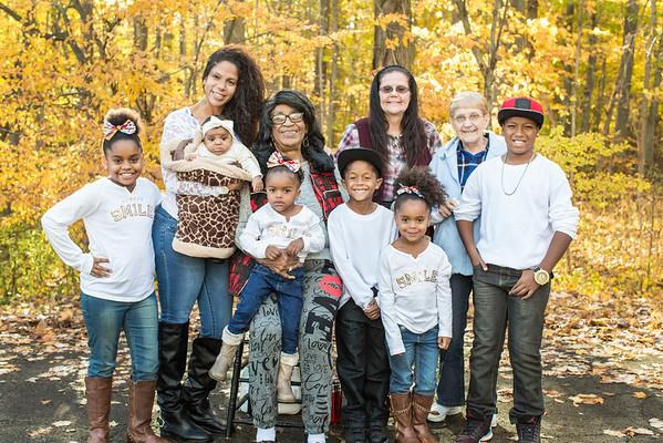 Jones Cunningham Family