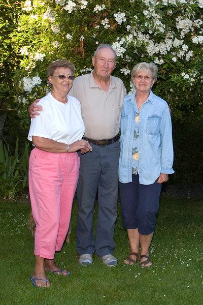 B W Jones Family