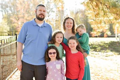 Jones Family '18-1