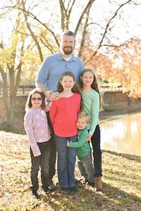 Jones Family '18-21