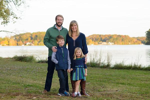 Jones Family Fall 2014