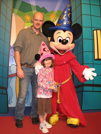 Jordan - Disney w/Daddy Feb. 2011