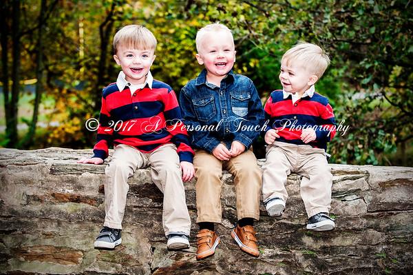 Jordan Tim & kids