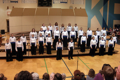 Jordan choir may 2007