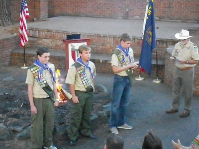 Jordan Eagle Scout
