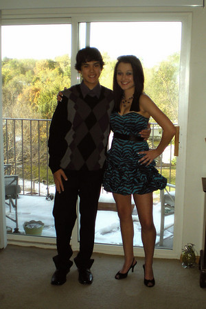 Jordan & Lindsey's homecoming