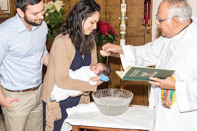 Joseph's Baptism